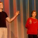 De nyblivna Parneviksstipendiaterna Daniel Ottosson och Anette Fahlcrantz visade upp sina färdigheter.