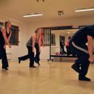 Dansarna får nya instruktioner