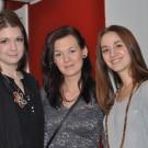 Karolin, Marie och Emelie