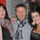 Camilla, Henry och dottern Jennie har sett fram emot årets premiär